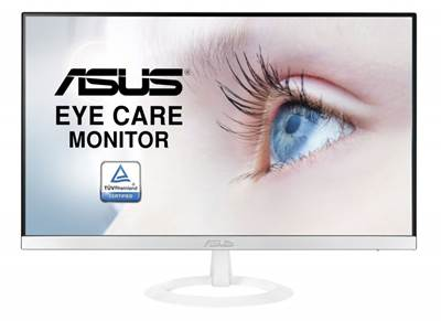 """Monitor 58,42 cm (23"""") ASUS LCD VZ239HE-W, IPS, FHD, 5ms, 250cd/m2, 1000:1, bel"""