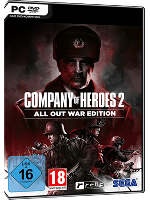 Igra za PC, COMPANY OF HEROES 2 - ALL OUT WAR EDITION