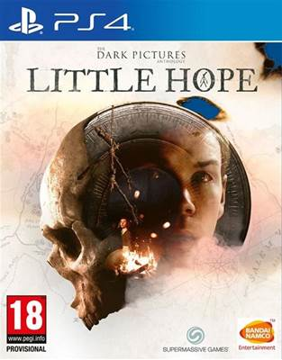 Igra za PS4, THE DARCK PICTURES ANTHOLOGY: LITTLE HOPE