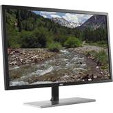 Monitor 71,12 cm (28'') AOC U2879VF, 4K 3840X2160, TN, 1ms, 300cd/m2, HDMI, DP, DVI, VGA, črn