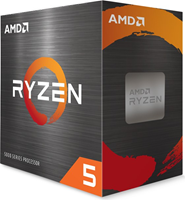 Procesor AMD Ryzen 5 5600X, AM4, 3,7/4,6GHz, 35MB Cache, 6-Core/12-Thread, Wraith Stealth hladilnik