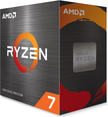 Procesor AMD Ryzen 7 5800X , s.AM4, 3,8/4,7GHz, 36MB Cache, 8-Core/16-Thread