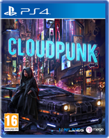 Igra za PS4, CLOUDPUNK