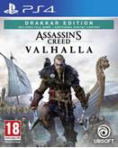 Igra za PS4, ASSASSIN'S CREED VALHALLA - DRAKKAR EDITION