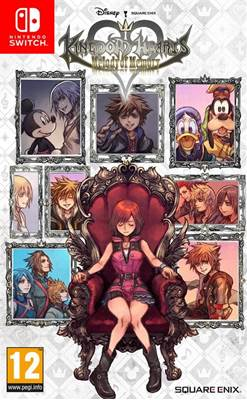 Igra za NS, KINGDOM HEARTS: MELODY OF MEMORY