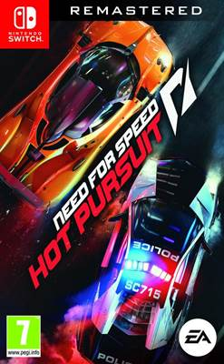 Igra za NS, NEED FOR SPEED: HOT PURSUIT - REMASTERED