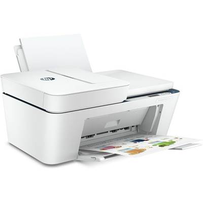 Multifunkcijska naprava  HP DeskJet Plus 4130, 7FS77B, printer/scanner/copier, 4800 dpi, USB, WiFi, bela
