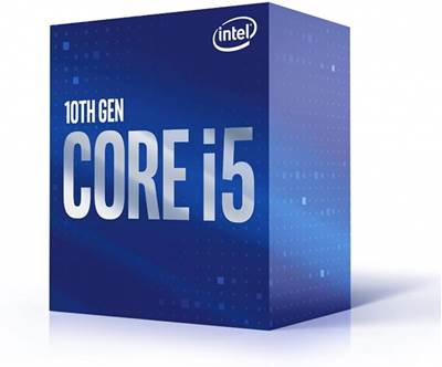 Procesor INTEL i5-10600 BOX, 3,3/4,8 GHz, 12MB Cache, 6-Core/12-Thread, LGA1200