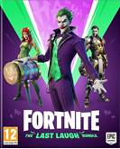 Igra za PS4, FORTNITE: THE LAST LAUGH BUNDLE