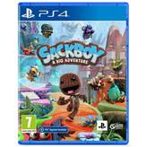 Igra za PS4, SACKBOY: A BIG ADVENTURE