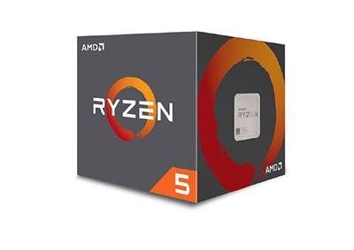 Procesor AMD Ryzen 5 PRO 4650G, 3,7/4,2GHz, 8MB Cache, 6-Core/12-Thread, AM4, Stealth Wraith hladilnik