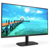 "Monitor 60,45 cm (23.8"") AOC 24B2XH, IPS, FHD, 7ms, 75Hz, 250cd/m2, 1000:1, črn"