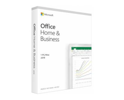 Microsoft Office home and Business 2019, SLO, brez CD/DVD