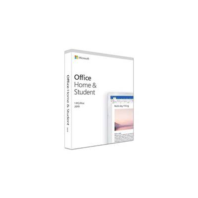 Microsoft Office Home and Student 2019, SLO, brez CD/DVD