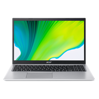 "Prenosnik ACER Aspire 5 NX.A1JEX.002 / i5-1135G7 (2,4GHz), 8GB, 512GB SSD NVMe, GeForce MX350, 39,6 cm (15.6"") IPS FHD, Windows 10, srebrn"