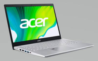 "Prenosnik ACER Aspire 5 NX.A27EX.003 / i5-1135G7 (2,4GHz), 8GB, 512GB SSD NVMe, 35,6 cm (14"") IPS FHD, Windows 10, črn"