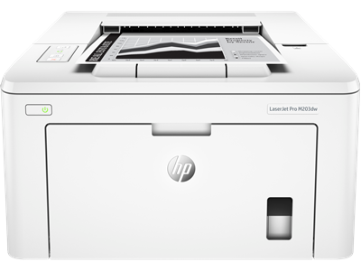 Printer HP LaserJet Pro M203dw, 1200dpi, 256Mb, USB, WiFi, bel