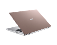 "Prenosnik ACER A514-54-53R7 / i5-1135G7 (2,4Ghz), 8GB, 512GB SSD NVMe, 35,56 cm (14"") FHD IPS, Windows 10, roza"