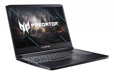 "Prenosnik ACER Predator TRITON 300 NH.Q7BEX.009 / i7-10750H (2,6GHz), 16GB, 1TB SSD NVMe, GeForce RTX 2060 6GB, 39,6 cm (15,6"") FHD IPS 144Hz, Windows 10, črn"
