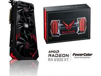Grafična kartica POWERCOLOR Radeon RX 6900 XT Red Devil Limited Edition, 16GB, GDDR6