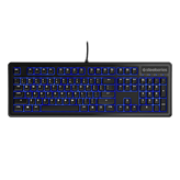 Tipkovnica STEELSERIES Apex 100, US layout, USB, črna