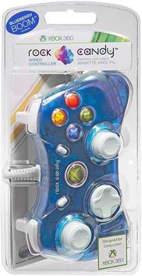 Kontroler PDP XBOX 360 Rock Candy, moder