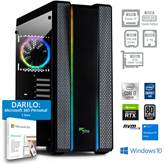 Računalnik PCPLUS Dream Machine / i7-10700F (2,9/4,8GHz), 16GB, 500GB SSD NVMe + 2TB HDD, GeForce RTX 3060 12GB, Windows 10 + Microsoft Personal 365