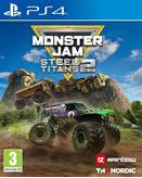 Igra za PS4, MONSTER JAM STEEL TITANS 2