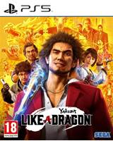 Igra za PS5, YAKUZA: LIKE A DRAGON