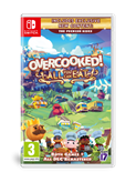 Igra za NS, OVERCOOKED: ALL YOU CAN EAT