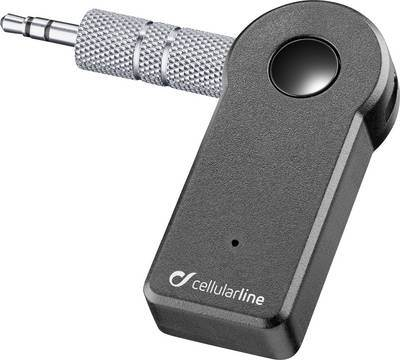 Audio sprejemnik CELLULARLINE, bluetooth, črn