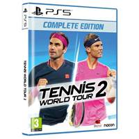Igra za PS5, TENNIS WORLD TOUR 2 - COMPLETE EDITION