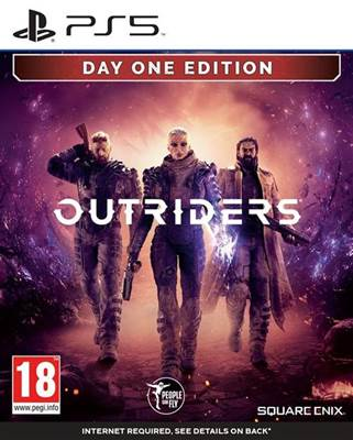 Igra za PS5, OUTRIDERS - DAY ONE EDITION