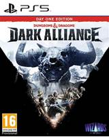 Igra za PS5, DUNGEONS AND DRAGONS: DARK ALLIANCE - DAY ONE EDITION